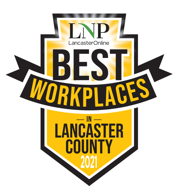 LNP 2021 Best Places to work in Lancaster PA - LEEC Voted #1 in Fun & Learning!!